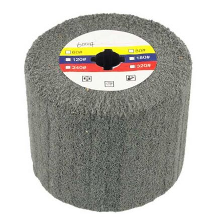 Specialty Diamond AW-600 Elastic Grain Coated Non Woven Nylon Web Wheel (600 Grit) - Fits Hardin HD-5800 Burnisher / Polisher