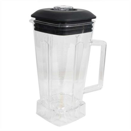 Hardin VMUJUG Vita-Mix Replacement 64oz Polycarbonate Container with Top Cover