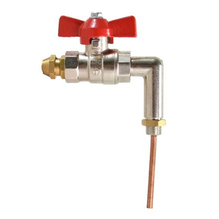 Hardin WP800-19 Water Feed Faucet for WP800 / WVGRIN Polisher