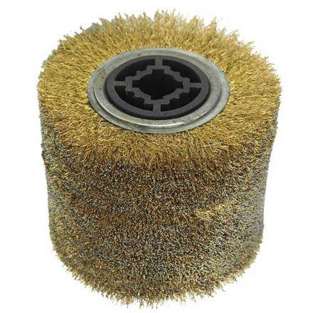 Specialty Diamond AW-SSB Steel Wire Brush Wheel - Fits Hardin HD-5800 Burnisher / Polisher