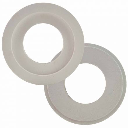 Hardin HD-334CF Ceramic Flange for Melting Furnace
