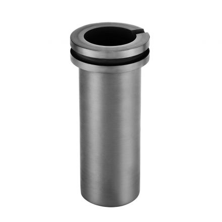 Hardin HD-334MC2 High Purity Graphite Casting Melting Crucible 2KG for Gold, Silver, Copper for Melting Furnace