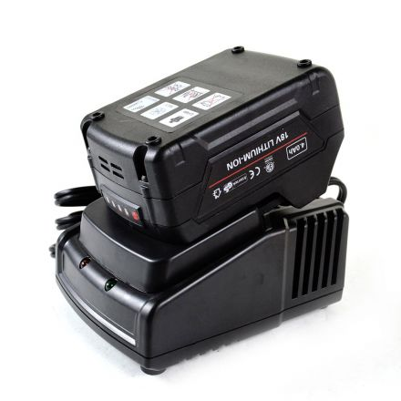 Hardin HD-5800-DC-35 18V, 4.0 Ah Lithium-Ion Battery with Charger for HD-5800-DC