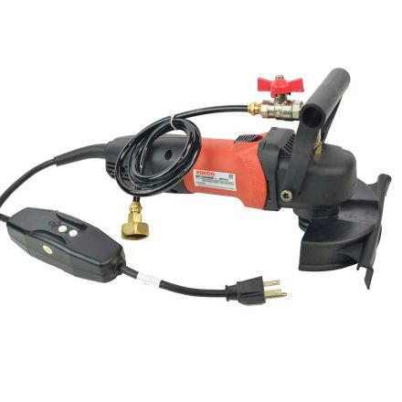Hardin WP800 4 Inch Variable Speed 110V, 1000-4000 RPM Wet Polisher and Grinder 800 Watt 5/8 Inch x 11 Spindle (WVGRIN)